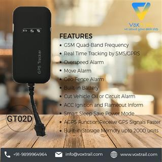 GT02D Cheapest Anti-theft Alarm Vehicle Tracking Car GPS Tracker