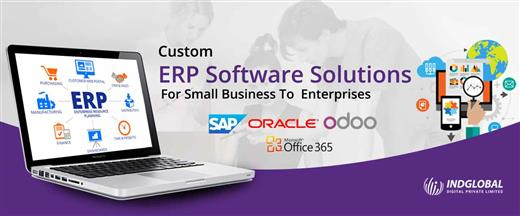 Indglobal – An agile ERP Software Development Company In Bangalore